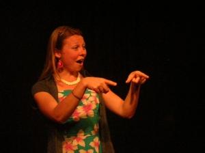 Emily Parrish Storytelling